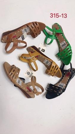 sandales compensée