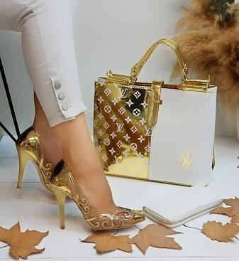COMPLET SAC et chaussure louis Vuitton